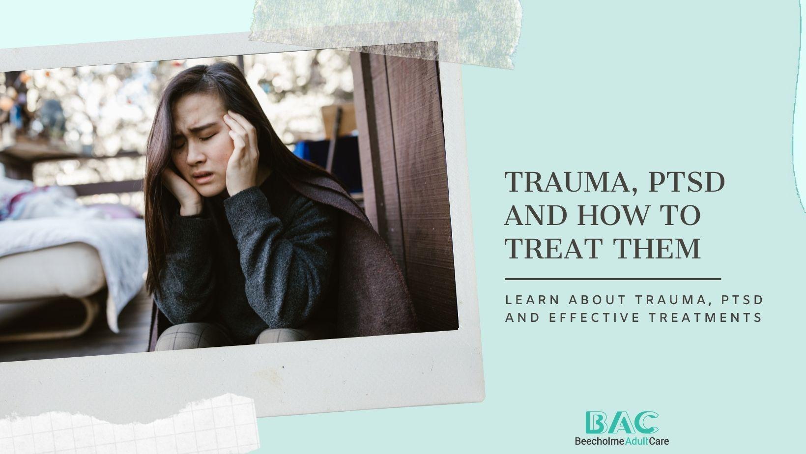 Trauma and PTSD